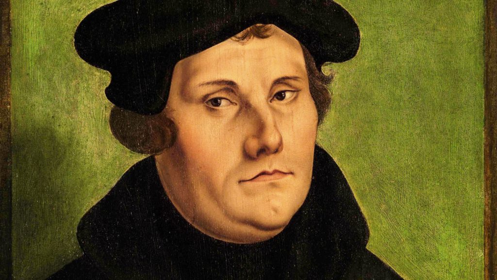 a biography of martin luther a catholic priest